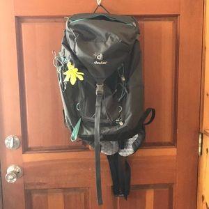 Women's Deuter backpack!